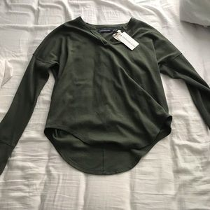 NWT Women's Calvin Klein long sleeve